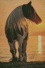 Clydesdale DIY 5D Diamond Painting Cross Stitch