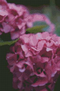 Flower #43 DIY 5D Diamond Painting Cross Stitch