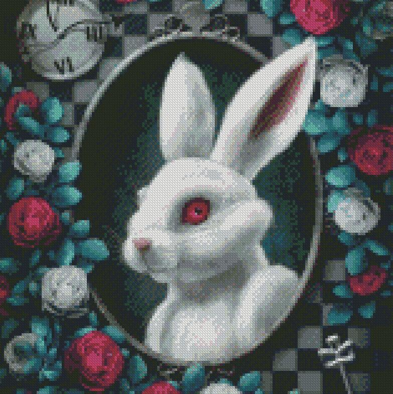 Don't Be Late DIY 5D Diamond Painting Cross Stitch