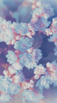 Flower #48 DIY 5D Diamond Painting Cross Stitch