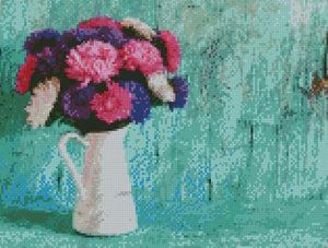 Happiness DIY 5D Diamond Painting Cross Stitch