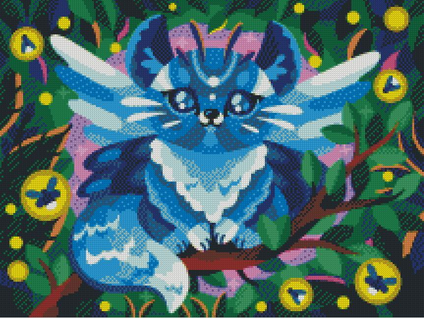 Spirit of the Woods DIY 5D Diamond Painting Cross Stitch