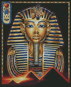 Pharaoh DIY 5D Diamond Painting Cross Stitch
