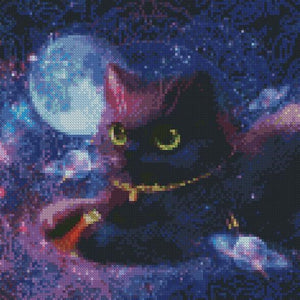 Vixen DIY 5D Diamond Painting Cross Stitch