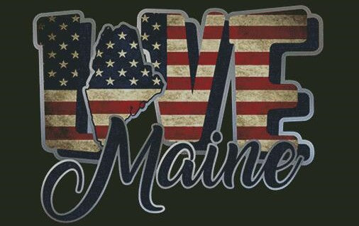 Love Your State *Maine to Michigan* DIY 5D Diamond Painting Cross Stitch