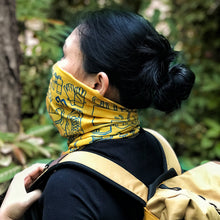 Load image into Gallery viewer, Hiker Headwear (Yellow)