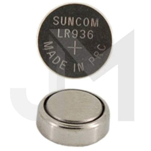 SUNCOM LR45/AG9 1.55V Battery