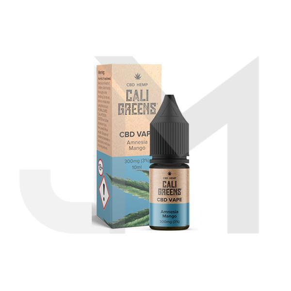 Cali Greens Vape 300mg 10ml CBD E-Liquid