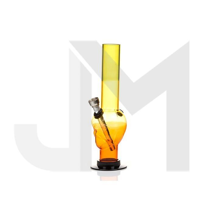 20cm Small Shaded Acrylic Bong- FDC