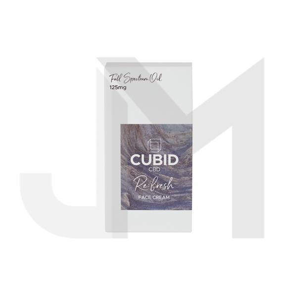 Cubid CBD 125mg Refresh 50ml Face Cream