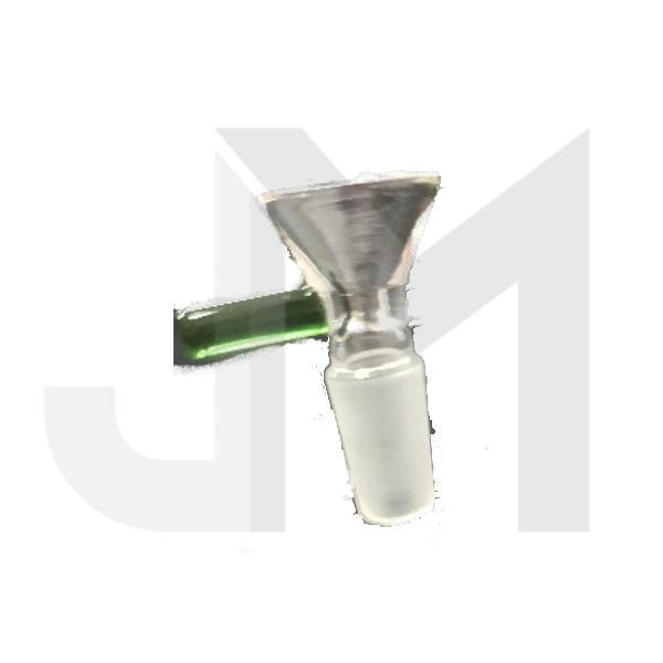 10 x Triangle Top Glass Bong Chillum - GP79