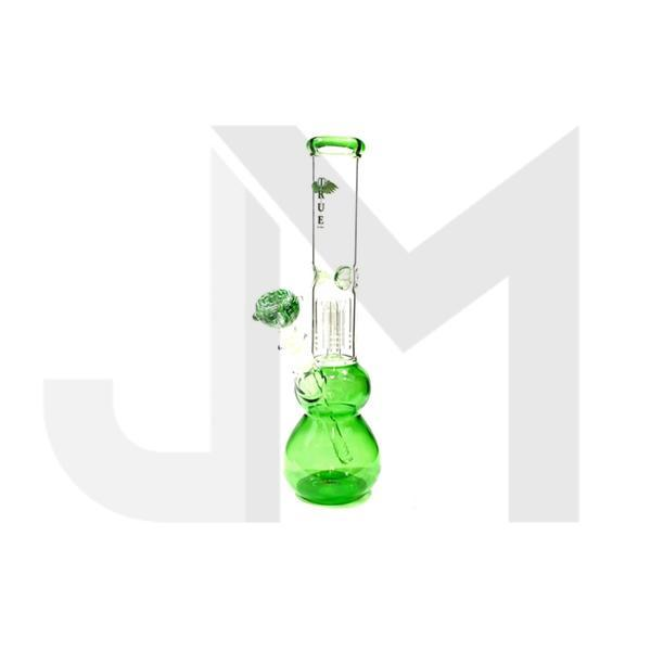 "12"" TRUE Percolator Glass Bong - G-1201MT"