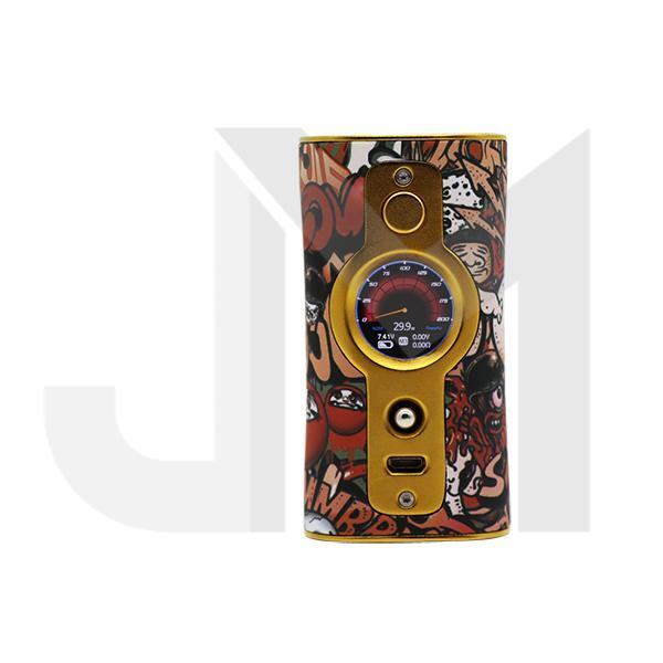 Vsticking VK530 200W Mod - with YiHi Chip