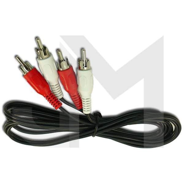 1.5m RCA Audio Connector Cable