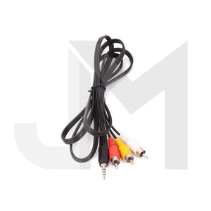 1.5m Composite Audio Video A/V Cable