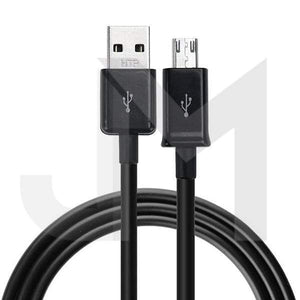 1.0m Fast Micro USB Android Black Charger Cable
