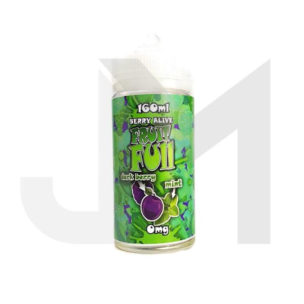 Fruit Full 0MG 160ml Shortfill (70VG/30PG)