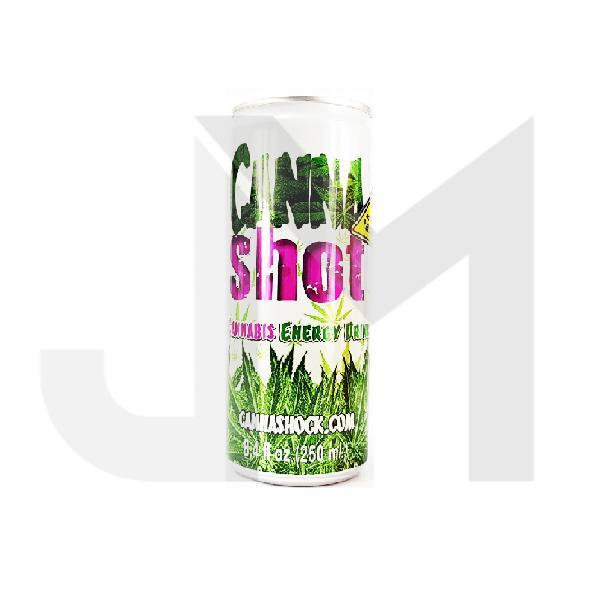 Canna Shot Cannabis Flavoured Energy Drink 250ml