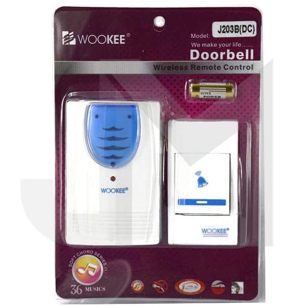 Wireless Digital Home Doorbell