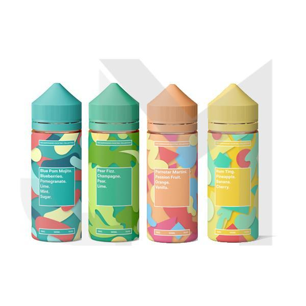 CLEARANCE! - Supergood Cocktail Collection 0mg 100ml Shortfill (70VG/30PG)