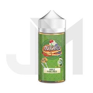 Hot Cakes by Ruthless 80ml Shortfill 0mg (70VG/30PG)
