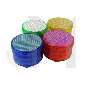 4 Parts Handmuller Plastic 60mm Grinder - 10049-2