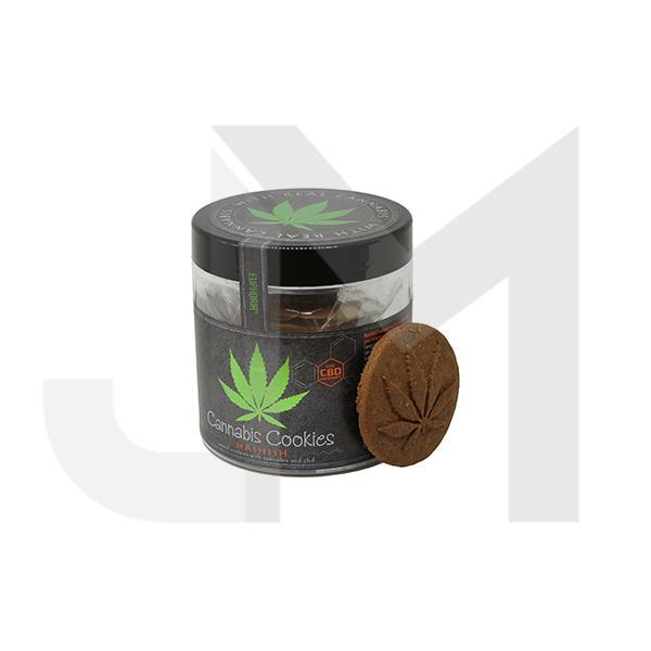 Euphoria Cannabis Cookies with CBD - Hashish
