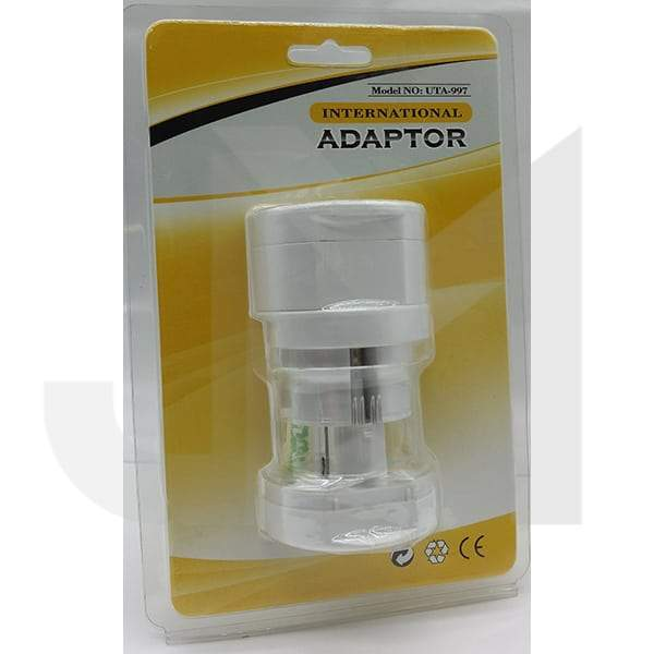 UNIVERSAL International Travel Adapter