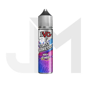 I VG Juicy Range 50ml Shortfill 0mg (70VG/30PG)