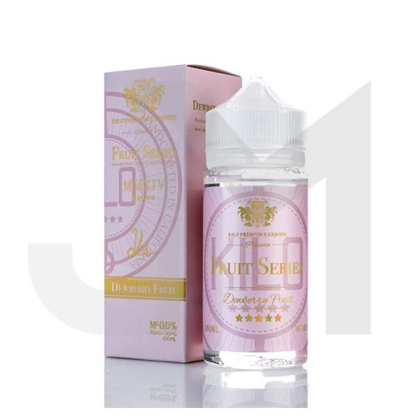 Kilo Fruit Series Dewberry 0mg 100ml Shortfill (70VG/30PG)