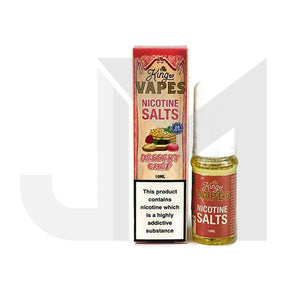 20MG King of Vapes 10ml Flavoured Nic Salts