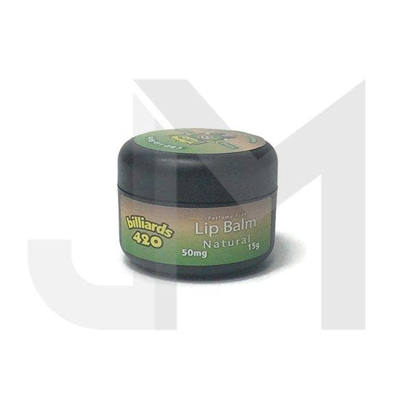 Billiards 420 CBD Lip Balm 10mg