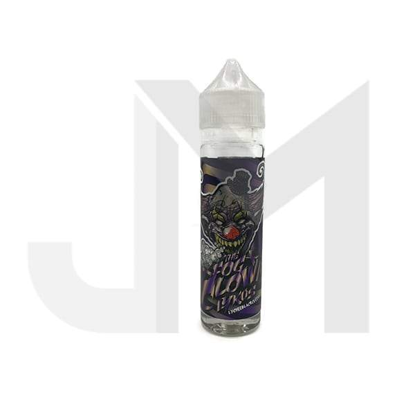 The Fog Clown 60ml Shortfill 0mg (70VG/30PG)