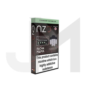 NZO 10mg Salt Cartridges with Pacha Mama Nic Salt (50VG/50PG)
