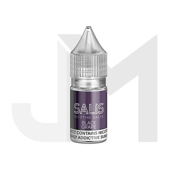 10mg Salis Nic Salts 10ml (50VG/50PG)