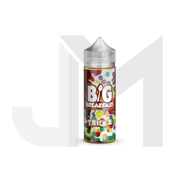 Big Breakfast 0mg 100ml shortfill (80VG/20PG)