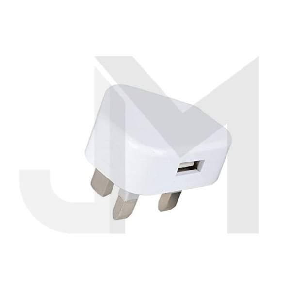 Wall Plug Power Adapter USB Connector