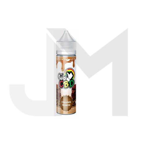 We Like CBD 2500mg CBD 60ml Shortfill E-Liquid (70VG/30PG)