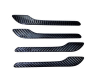 Tesla Model 3 Carbon Fiber Door Handle Covers