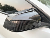 Tesla Model 3 Carbon Fiber M Style Mirror Cover Replacements