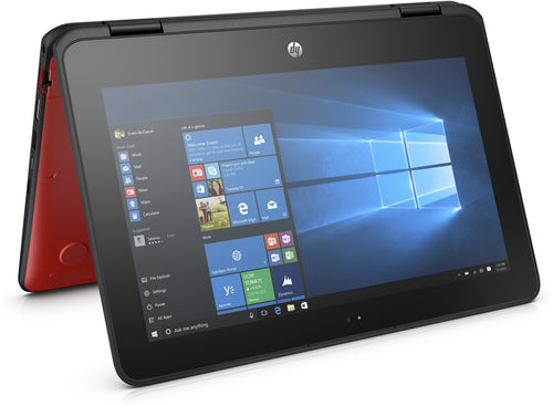 HP PROBOOK X360 11 EE G1 - 128GB - RED