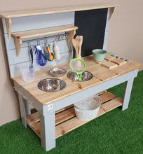 Caterpillar Mud Kitchen