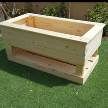 Kids planter or sand table