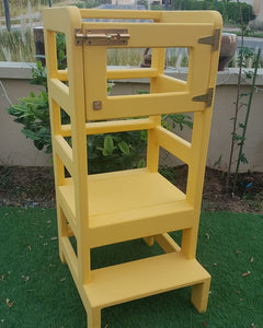 Learning tower - adjustable