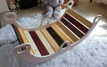 Double balance board/rocker