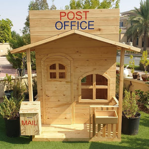 Post Office Cubby House