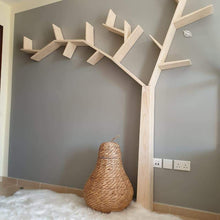 Tree book/storage shelf