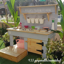 Grasshopper Mud Kitchen