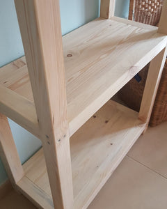 House style shelf 150x90x33 cm