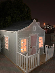 Garden house - please contact us for a quotation